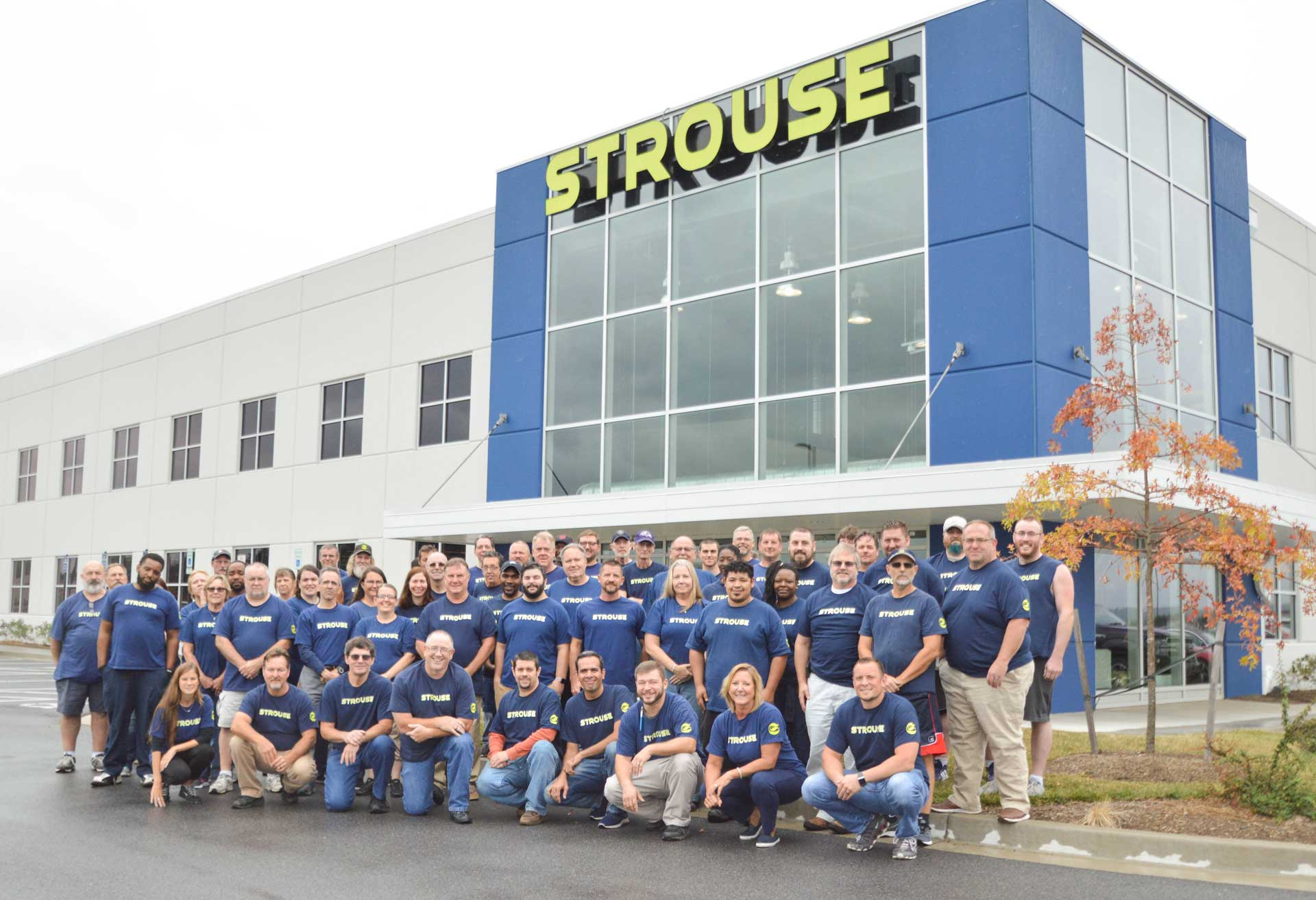 strouse_building_and_employees