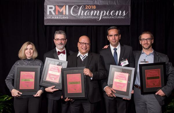 Strouse-Haresh-Award-Champions of Manufacturing