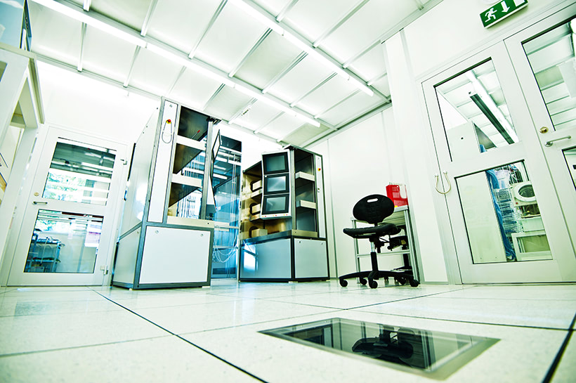 Cleanroom Converting