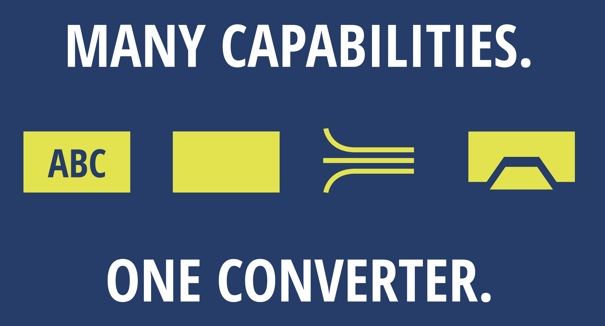 many-capabilities-one-converter.png