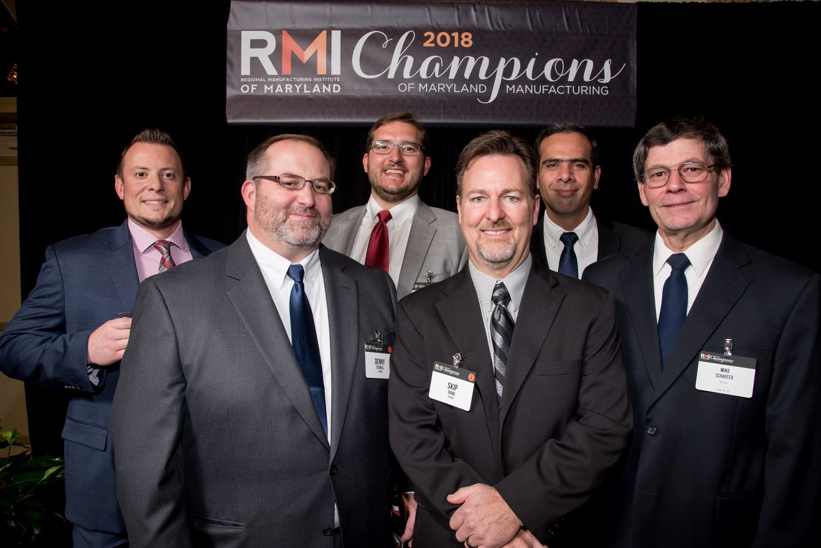 MD Champions of Manufacturing